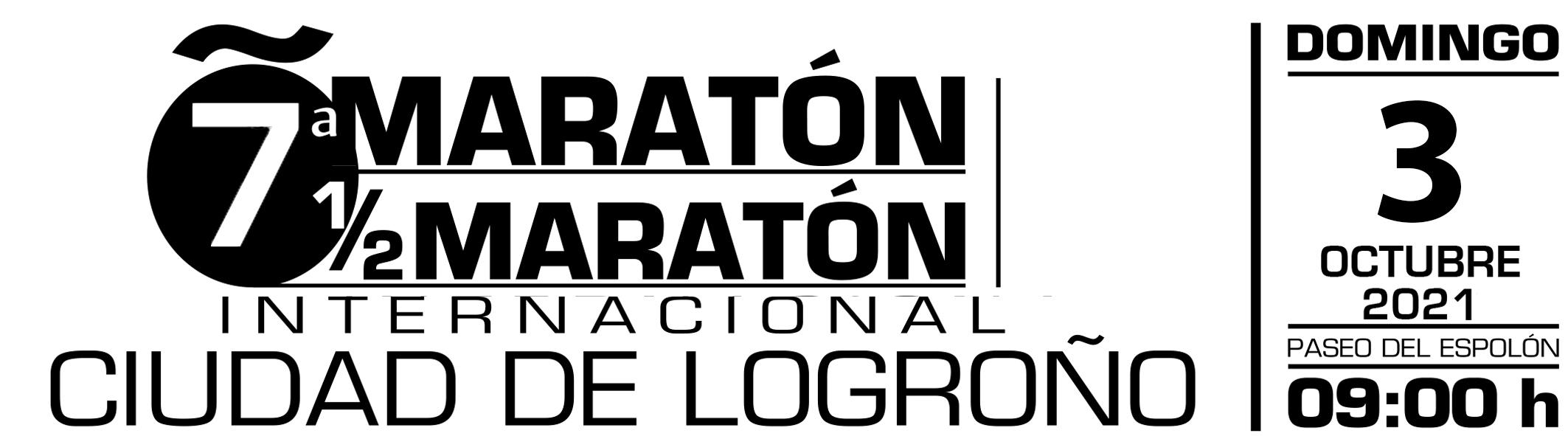 Noticias - Maratón Ciudad de Logroño 2021