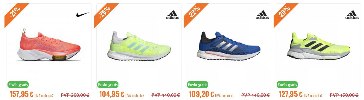 Compra calzado de running en ferrersport.com